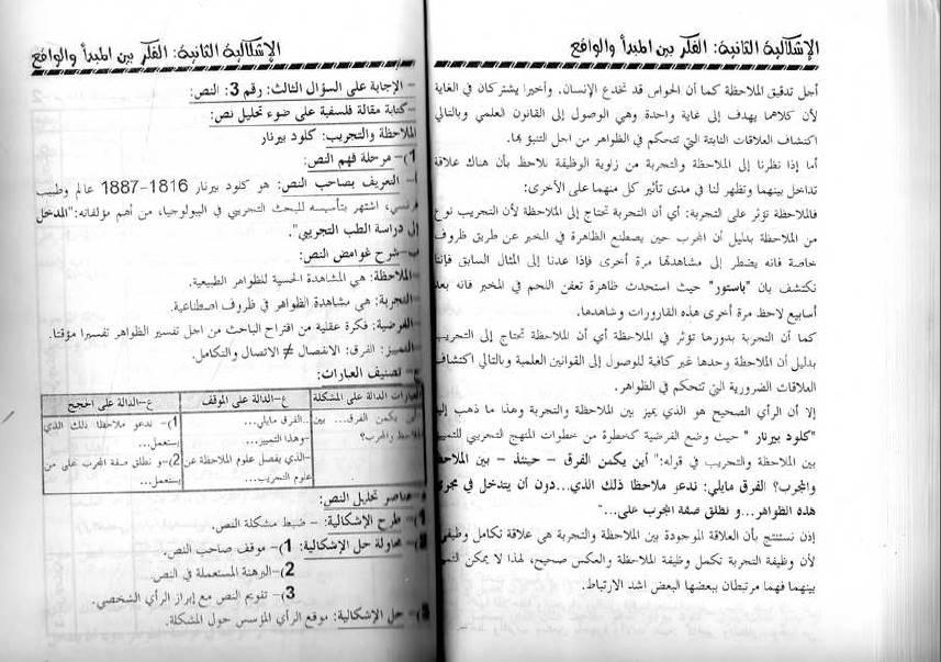 كتاب السامي في الفلسفة ثالثة ثانوي شعب علمية Bandi224
