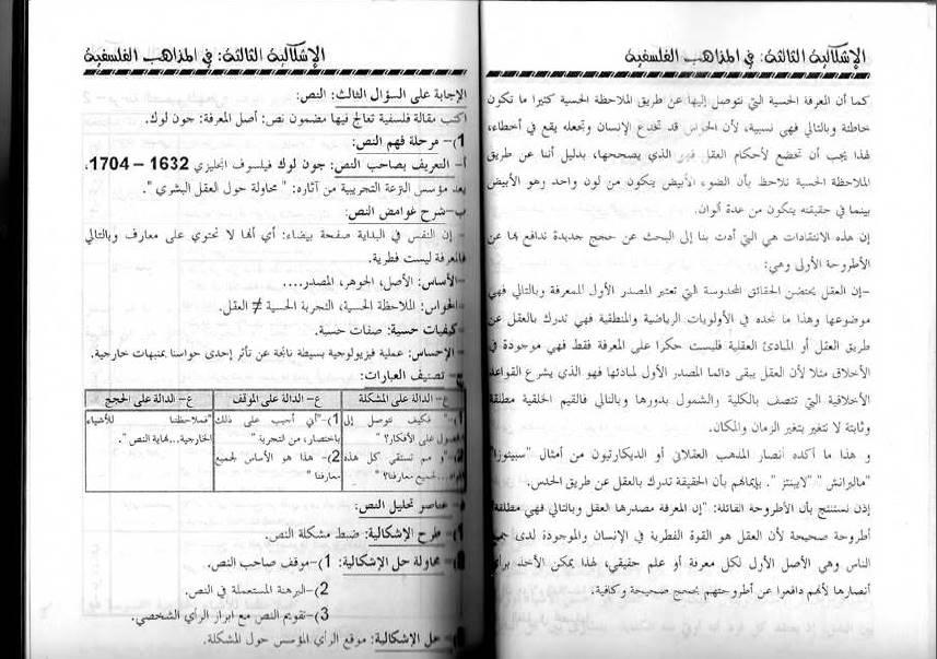 كتاب السامي في الفلسفة ثالثة ثانوي شعب علمية Bandi233