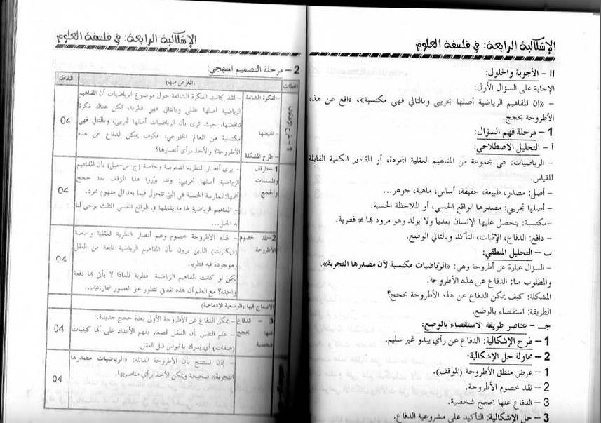 كتاب السامي في الفلسفة ثالثة ثانوي شعب علمية Bandi248