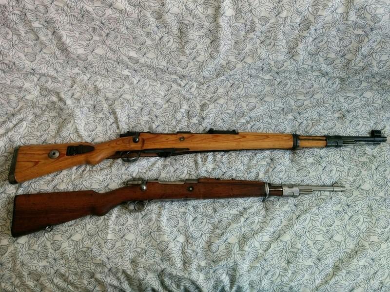 FN Mauser M50 110