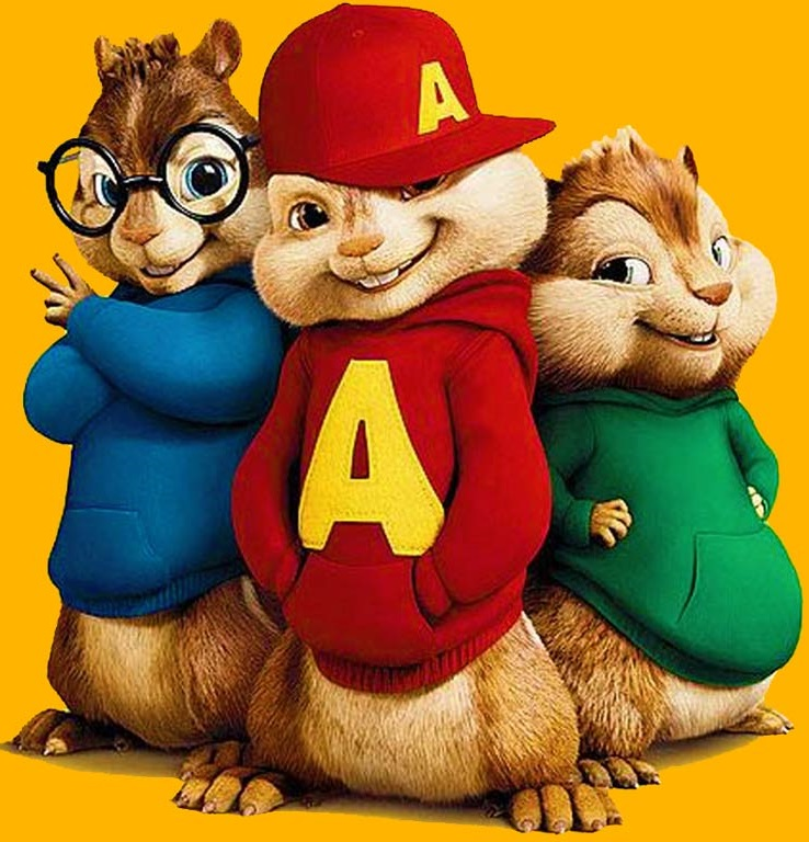 Whos the hottest chipmunk? Alvin-10