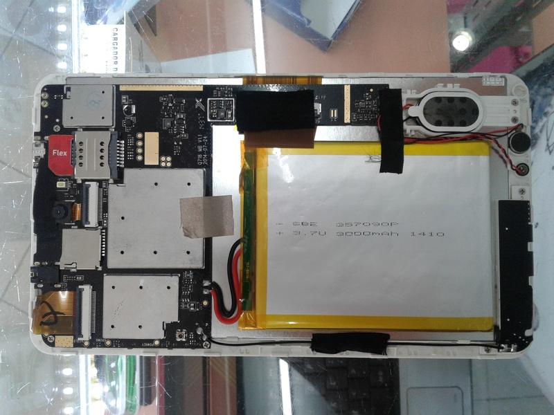 Firmware tablet Q718 MB V1.1 2014-07-24 20170311