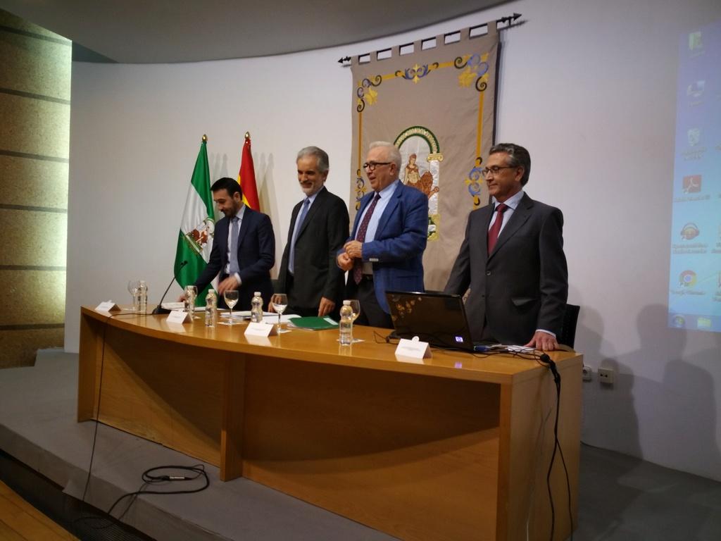 Presentación del Programa Integral de Silicosis de Andalucia (PISA) Esta010