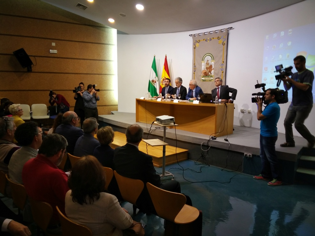 Presentación del Programa Integral de Silicosis de Andalucia (PISA) Esta710