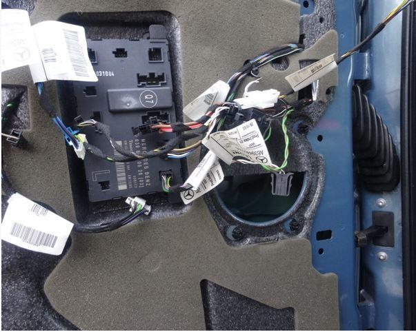 Problème d'ouverture centralisée portière conducteur Boitie10