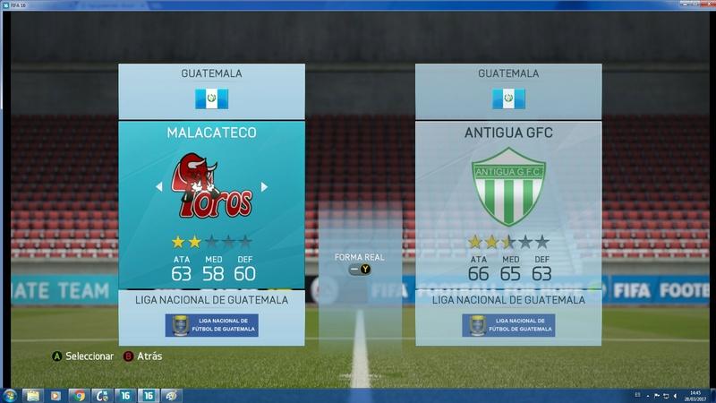 Mas Ligas en Fifa 16 Liga_g11