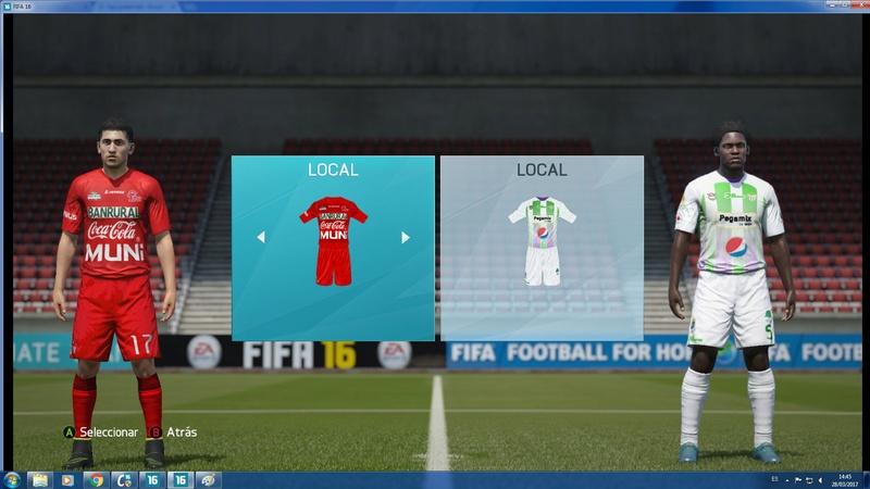 Mas Ligas en Fifa 16 Liga_g13