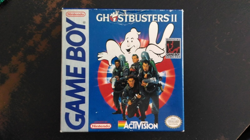 Game Boy (classic) Petite collection... Ghostb10