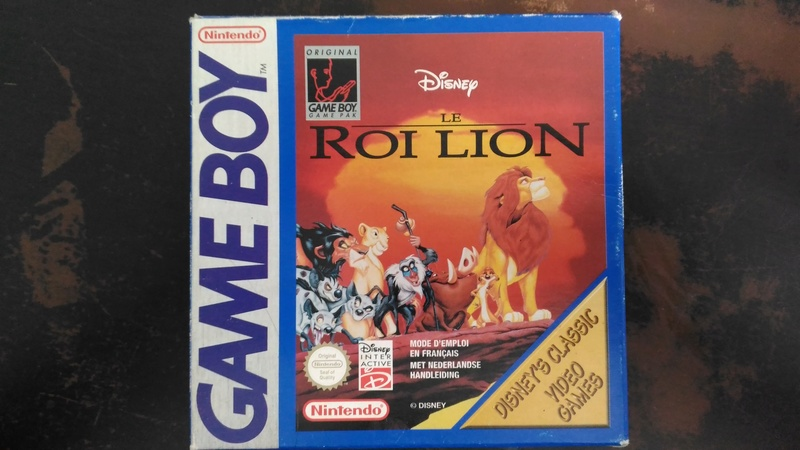 Game Boy (classic) Petite collection... Le_roi10