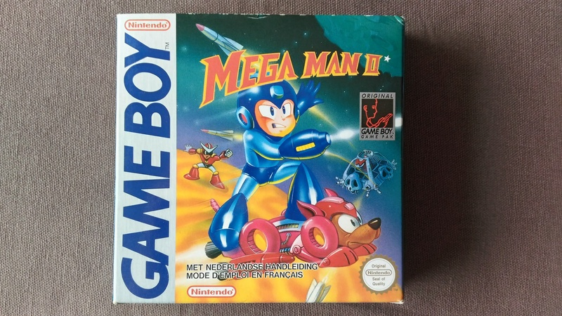 Game Boy (classic) Petite collection... Megama11