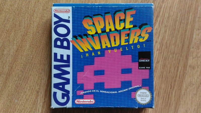 Game Boy (classic) Petite collection... Space_10