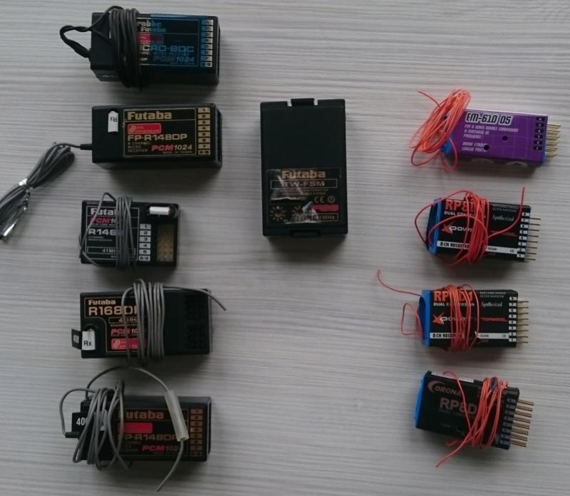 Module émission Futaba 41 Mhz et plusieurs récepteurs Dsc_0211