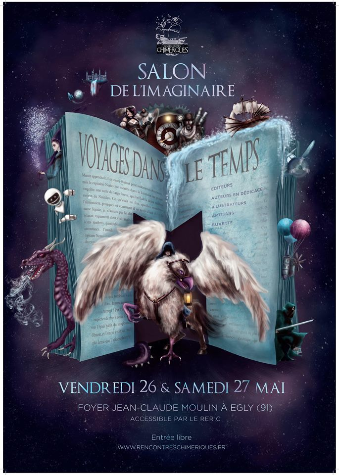 Salon de l'imaginaire (Rencontres Chimériques) [26 & 27 Mai] 16864710