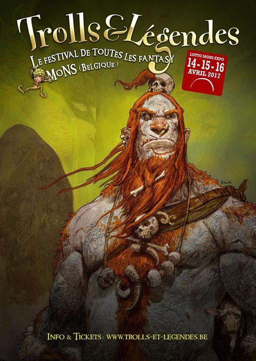 Salon: Trolls & Légendes (Mons en Belgique) [14-15-16/04/17] 17854910