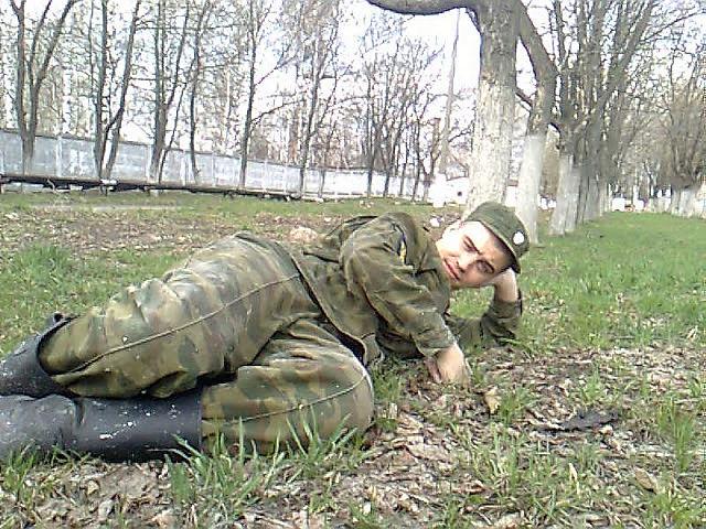 Современный юноша и служба в армии. - Страница 2 1210