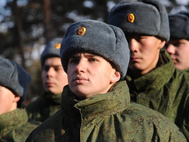 Современный юноша и служба в армии. - Страница 3 1_110