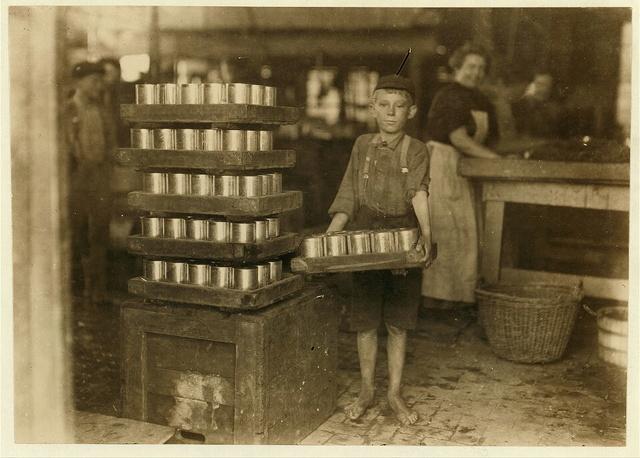 """""""Детский труд... Ваше мнение?"""" или """"Что умели дети 100 лет назад."""" - Страница 2 2311"""