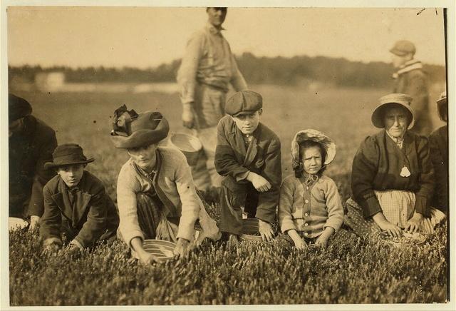 """""""Детский труд... Ваше мнение?"""" или """"Что умели дети 100 лет назад."""" - Страница 2 5611"""