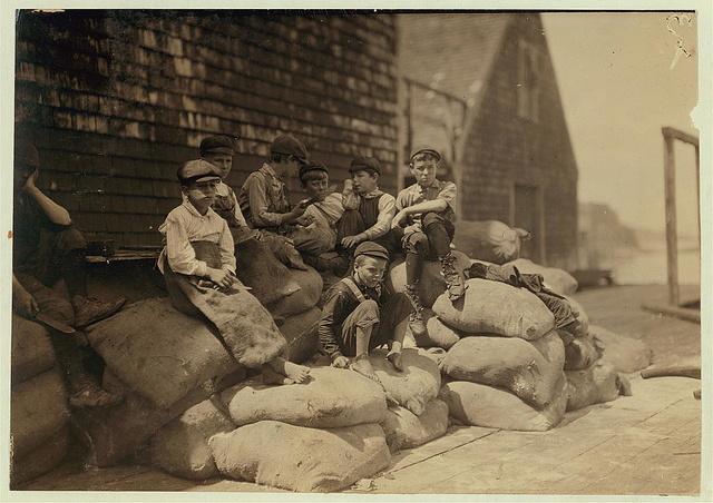 """""""Детский труд... Ваше мнение?"""" или """"Что умели дети 100 лет назад."""" - Страница 2 5811"""