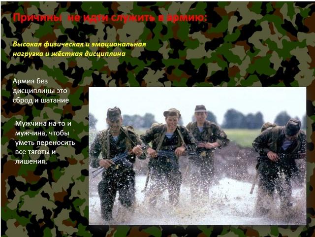 Современный юноша и служба в армии. - Страница 2 711
