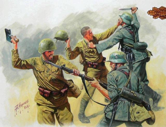 Современный юноша и служба в армии. - Страница 3 815