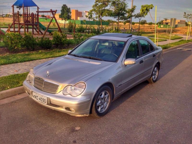 (VENDO): W203 C180 - 2003/2004 - R$40.000,00 Img_9711