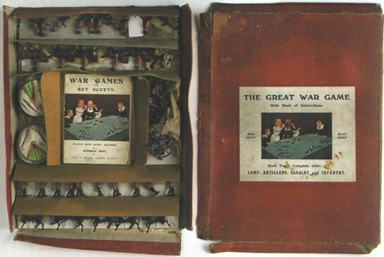 War Games for Boy Scouts, 1910 Cc10