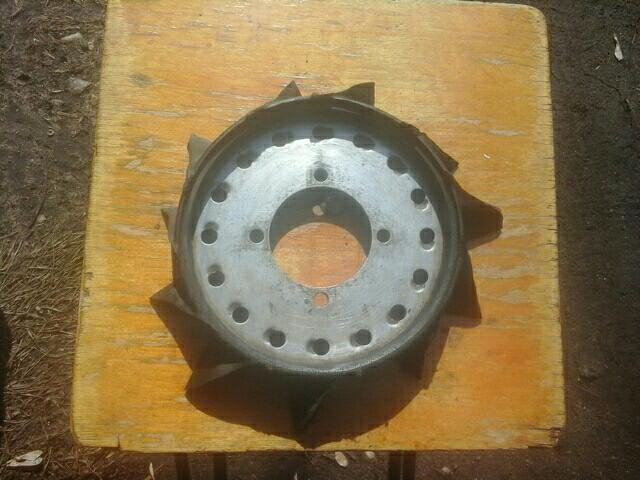 вентилятор охлаждения двс Image-17