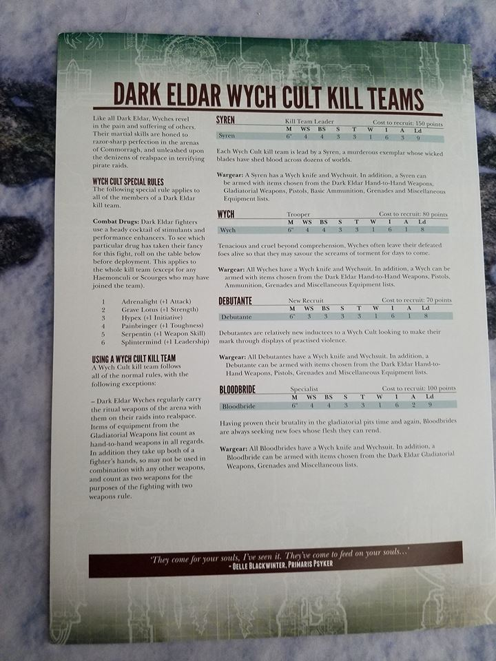 leaked Dark Eldar rules for Shadow War: Armageddon De110