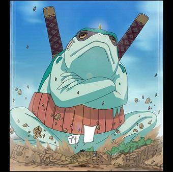 Monte Myoboku Naruto10