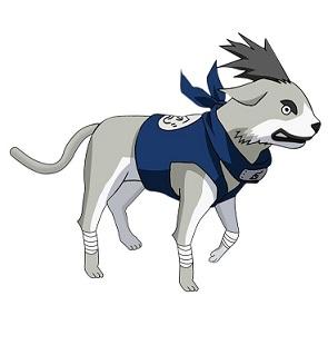 Ninken  (Perros Ninja) Shiba10
