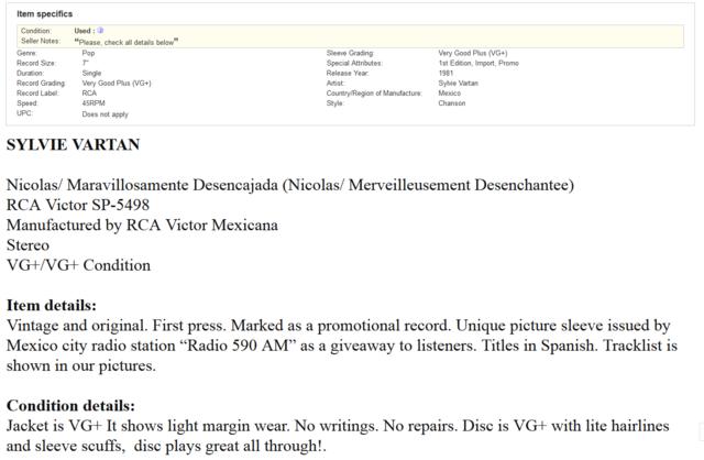 Sur le net disque mexicain 110
