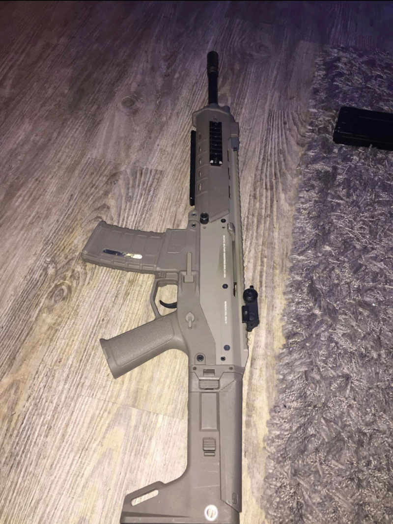 Vente Masada Magpul Screen12
