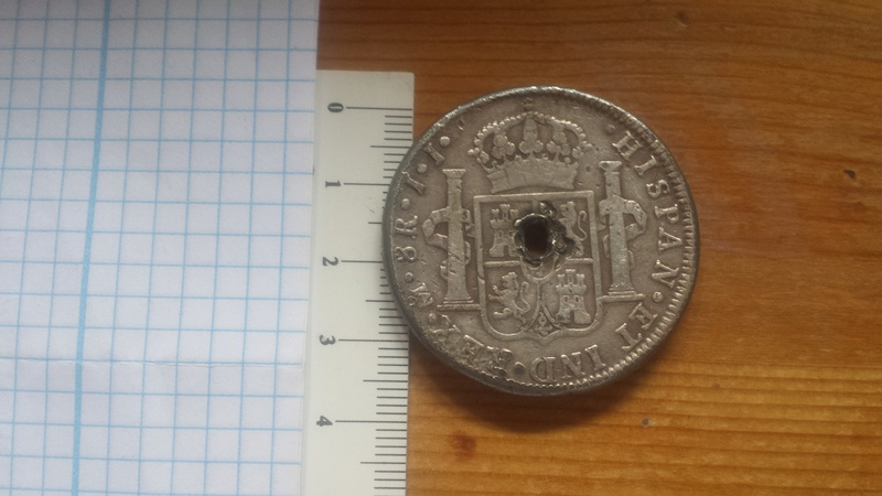 Moneda de 1818 20170310
