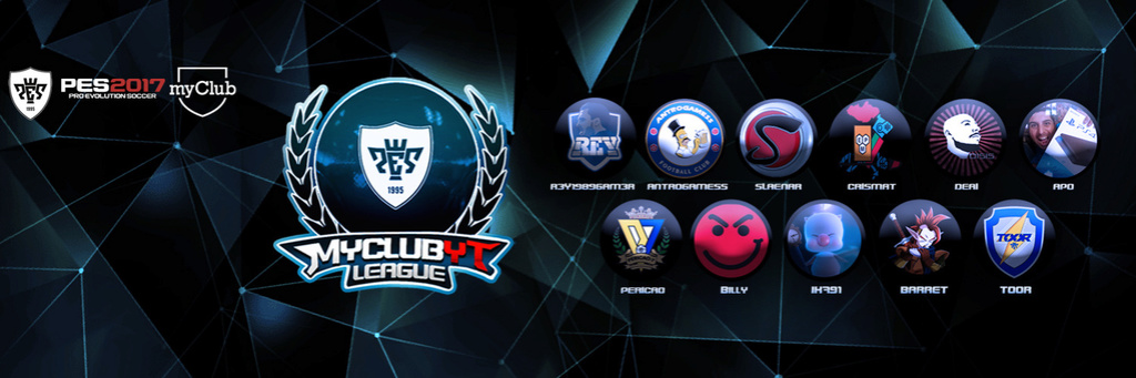 my Club YT League