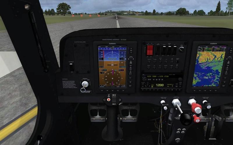 Flight1 Cessna 162 SkyCatcher (Gratuito!!!) C11