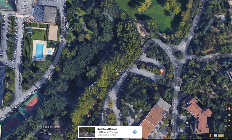 La Provençale Sainte Victoire 2017 Parkin10