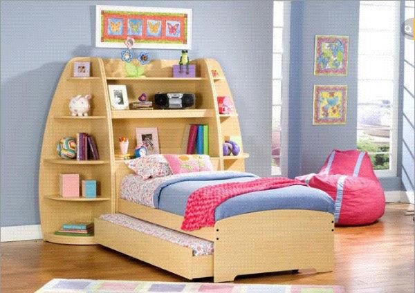 غرف نوم للاطفال 2018 بتصاميم مميزه 1113