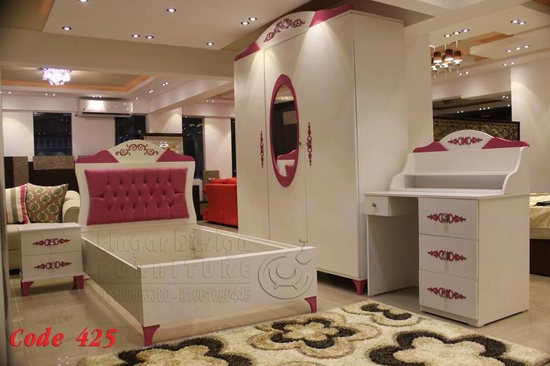 غرف نوم للاطفال 2018 بتصاميم مميزه 117