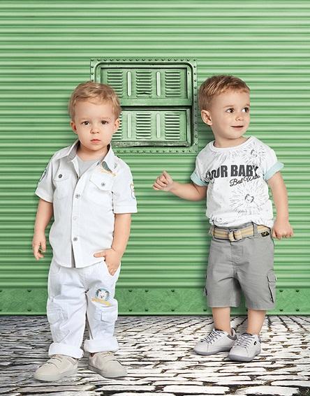 لبس 2018 صيفي للاطفال 1214