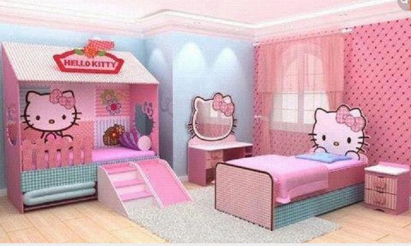 غرف نوم للاطفال 2018 بتصاميم مميزه 416