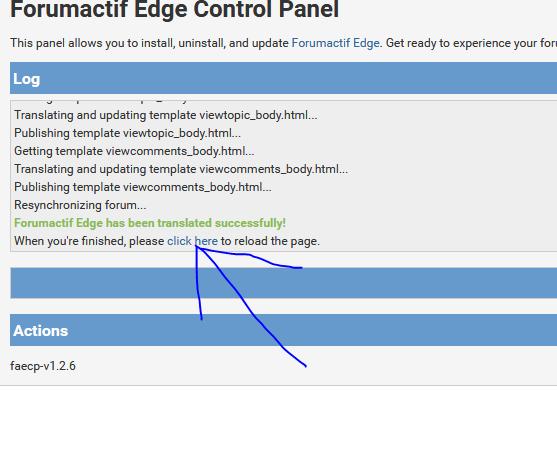 Пользовательский движок Forumactif Edge 2021e810