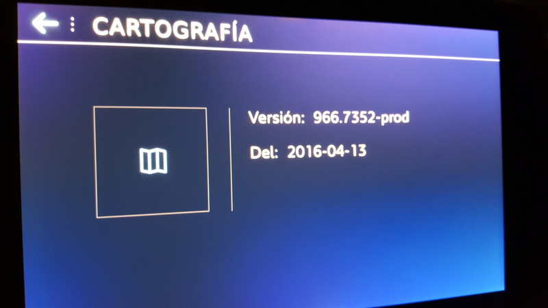 Actualización software  20170312