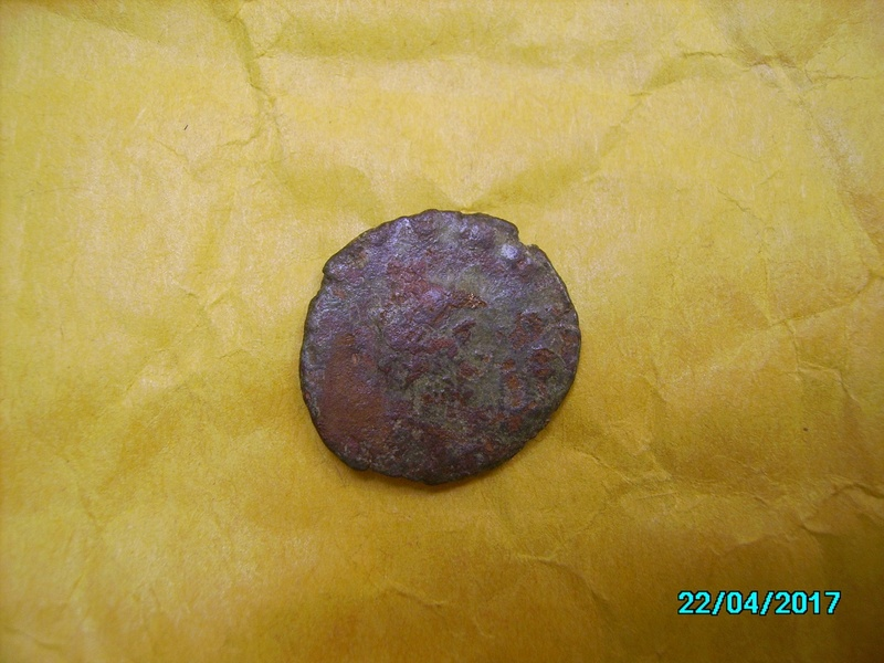 Denario de Galieno. VIRTVS AVGG. Marte (o Galieno) estante a izq. Ceca Viminacium. Pict1312