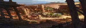 Desert rocheux (Est)
