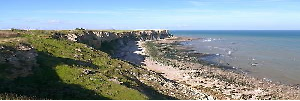 Les côtes Bafradus (Ouest)