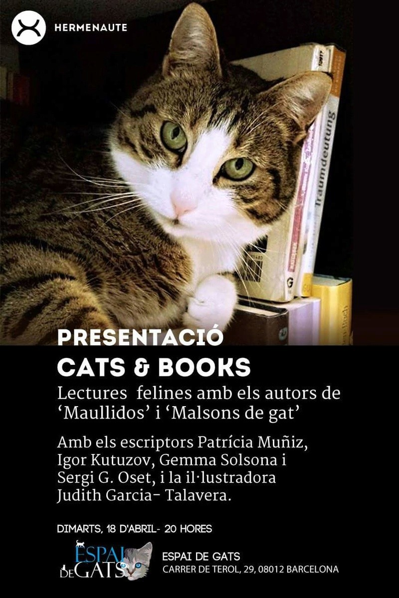 CATS & BOOKS 18-04-17 Cartel10