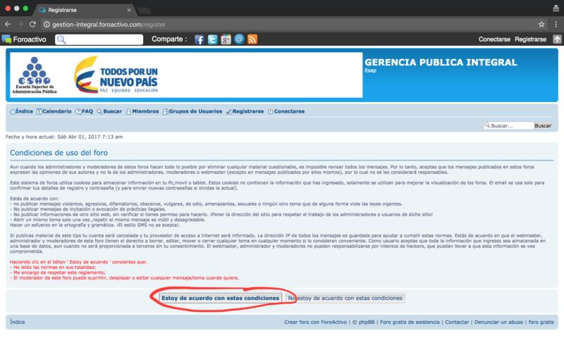 Instrucciones para Registrarse Captur13