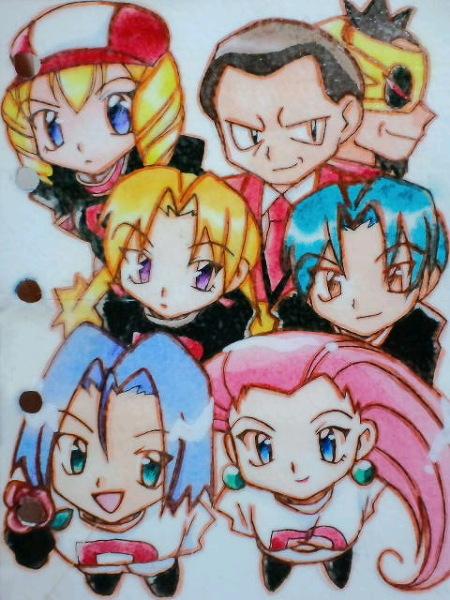 Collection de fanarts de Domino! Tumblr23
