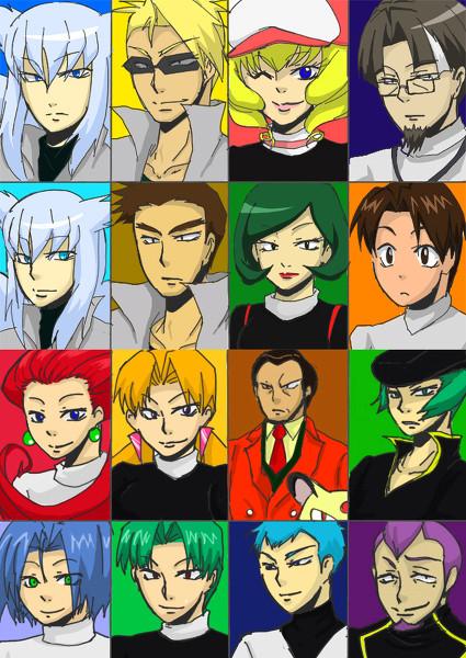 Collection de fanarts de Domino! Tumblr30